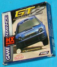 Covers GT Advance 2: Rally Racing gameboyadvance