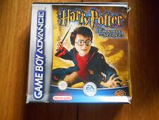 Covers Harry Potter et la Chambre des secrets gameboyadvance