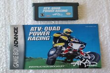 Covers ATV: Quad Power Racing gameboyadvance