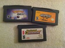 Covers Hot Wheels: All Out gameboyadvance