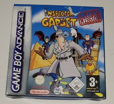 Covers Inspector Gadget: Advance Mission gameboyadvance