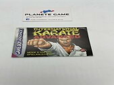 Covers International Karate Advanced gameboyadvance