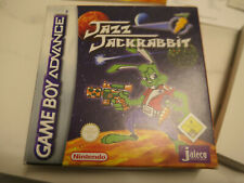 Covers Jazz Jackrabbit gameboyadvance