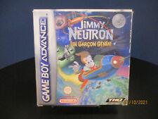 Covers Jimmy Neutron gameboyadvance