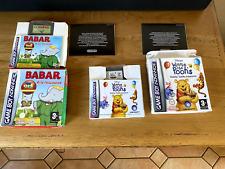 Covers Babar à la rescousse gameboyadvance