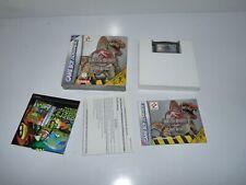 Covers Jurassic Park 3: Dino Attack gameboyadvance