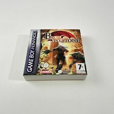 Covers Back to Stone gameboyadvance