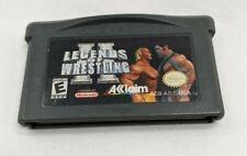 Covers Legends of Wrestling II gameboyadvance
