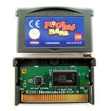 Covers Lego Football Mania gameboyadvance