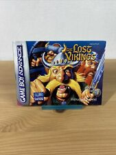 Covers Lost Vikings gameboyadvance