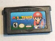 Covers Mario Tennis: Power Tour gameboyadvance