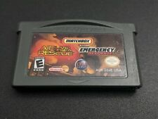 Covers Matchbox Missions: Air gameboyadvance