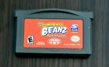 Covers Mighty Beanz: Pocket Puzzles gameboyadvance