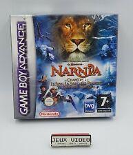 Covers Monde de Narnia gameboyadvance