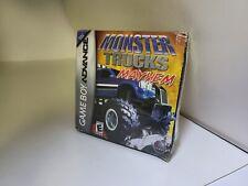 Covers Monster Trucks Mayhem gameboyadvance