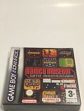 Covers Namco Museum: 50th Anniversary gameboyadvance