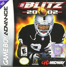 Covers NFL Blitz 2002 gameboyadvance