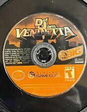 Covers Def Jam Vendetta gamecube