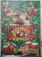 Covers Donkey Konga gamecube