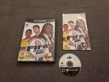 Covers FIFA 2003 gamecube