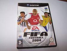 Covers FIFA 2004 gamecube