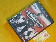Covers Freedom Fighters gamecube