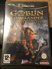 Covers Goblin Commander: Unleash the Horde gamecube