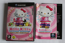 Covers Hello Kitty: Roller Rescue gamecube