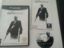 Covers Hitman 2: Silent Assassin gamecube