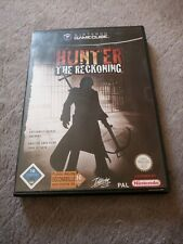 Covers Hunter: The Reckoning gamecube