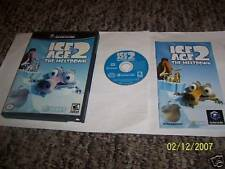 Covers Ice Age 2: The Meltdown gamecube