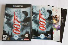 Covers James Bond 007 : Quitte Ou Double gamecube