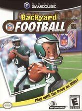 Covers Backyard Football gamecube