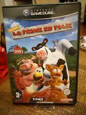 Covers La Ferme en folie gamecube