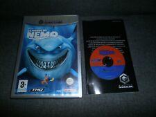 Covers Le Monde de Nemo gamecube