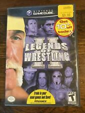 Covers Legends of Wrestling gamecube