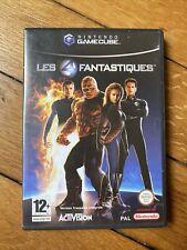 Covers Les 4 Fantastiques gamecube