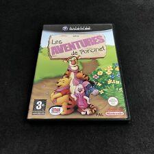 Covers Les Aventures de Porcinet gamecube