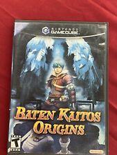 Covers Baten Kaitos Origins gamecube