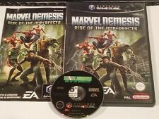 Covers Marvel Nemesis: Rise of the Imperfects gamecube