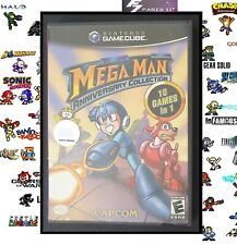 Covers Mega Man Anniversary Collection gamecube