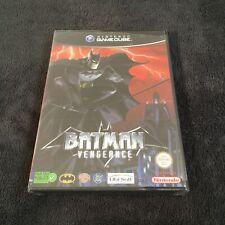Covers Batman: Vengeance gamecube