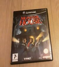 Covers Monster House gamecube