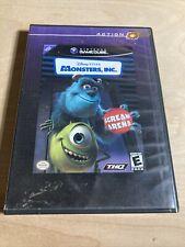 Covers Monsters, Inc. Scream Arena gamecube