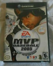 Covers MVP Baseball 2005 gamecube