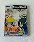 Covers Naruto: Gekitō Ninja Taisen! 4 gamecube