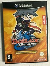Covers Beyblade VForce: Super Tournament Battle gamecube
