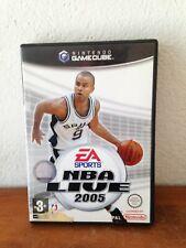 Covers NBA Live 2005 gamecube