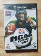 Covers NCAA Football 2003 gamecube
