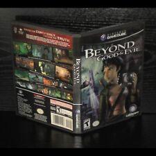 Covers Beyond Good & Evil gamecube